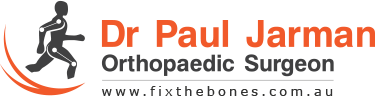 Dr paul jarman Orthopaedic Surgeon